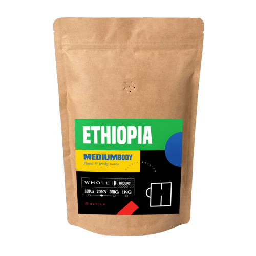 HEAVY CUP ETHIOPIA 500 GR