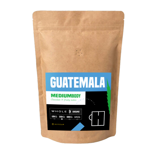 HEAVY CUP GUATEMALA 250 GR